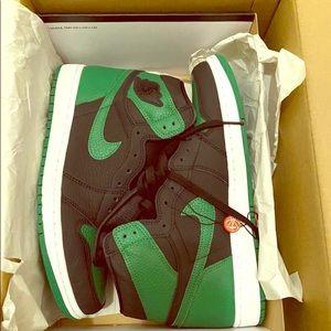 Jordan 1 Retro Pine Green 2.0